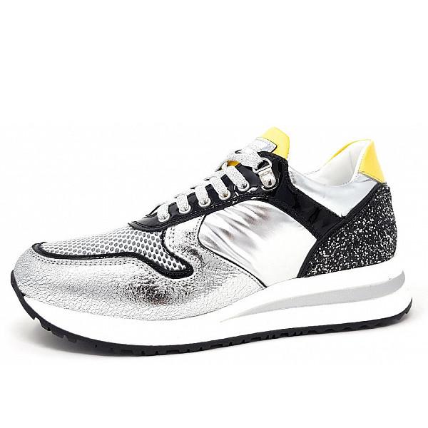 Noclaim Sneaker space argento