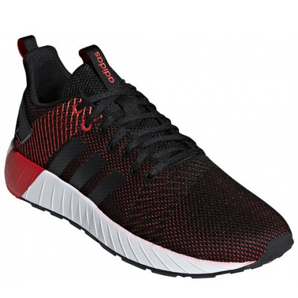 adidas Questar BYD Sneaker core black/ red