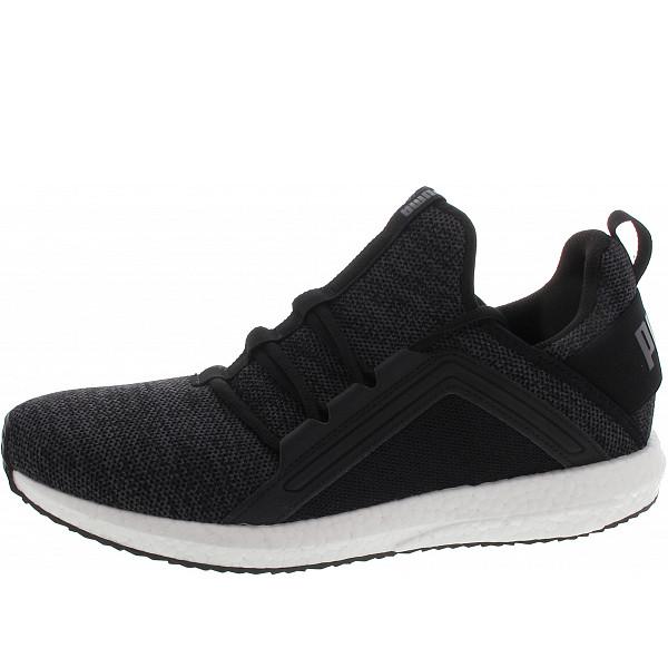 Puma Mega NRGY Knit Sneaker black-asphalt
