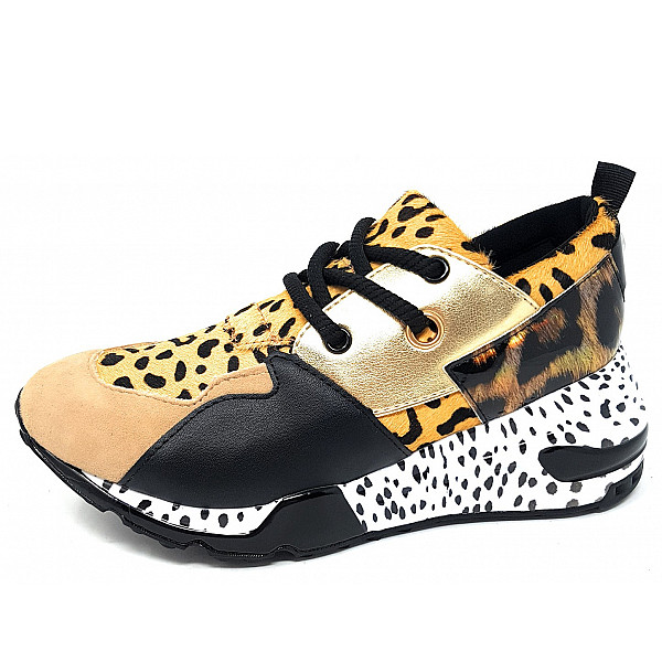 Steve Madden Cliff Sneaker 911 animal