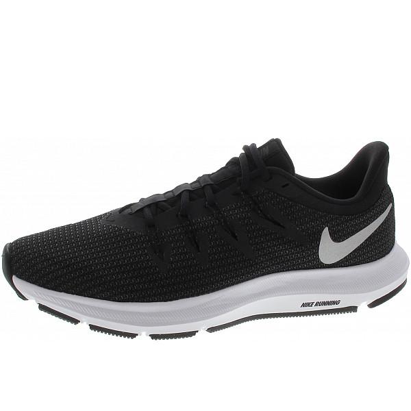 Nike Wmns Quest Sportschuh blk-met.silver