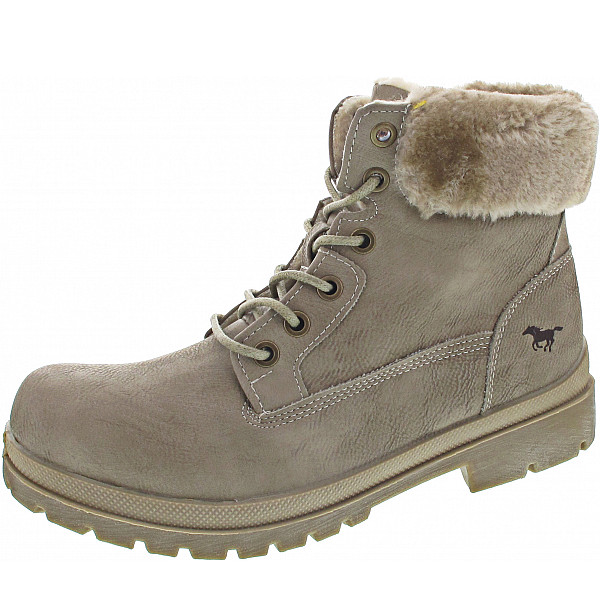 Mustang Boots ivory
