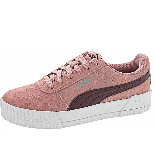 Puma Carina Sneaker Bridal rose-vineyard wine