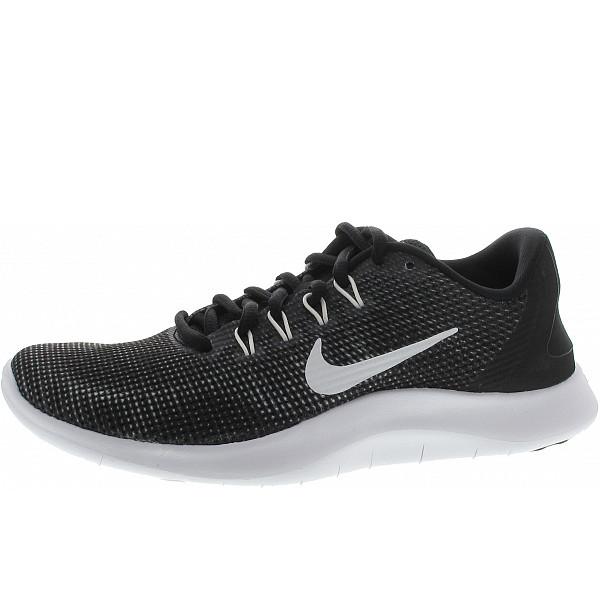 Nike Wmns Flex 2018 RN Sneaker black-white