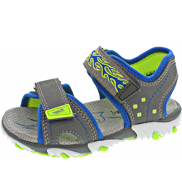 Superfit MIKE2 Sandale GRAU/BLAU
