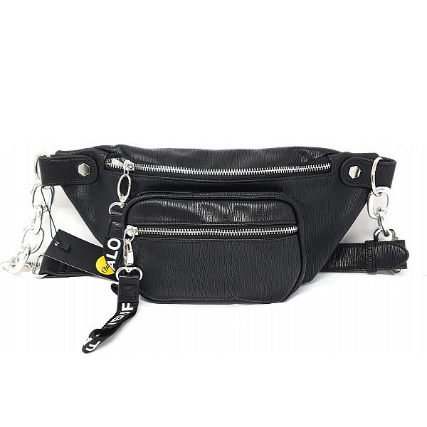 Buffalo Gürteltasche Tasche black