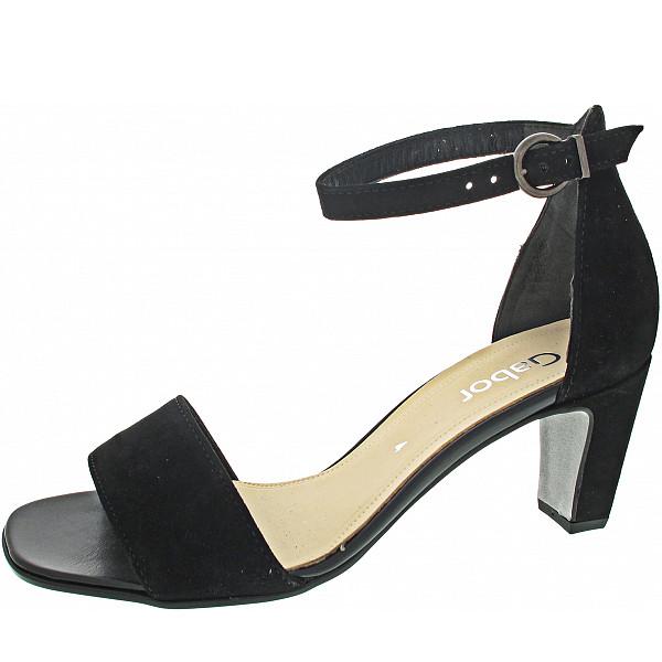 Gabor Sandalette schwarz