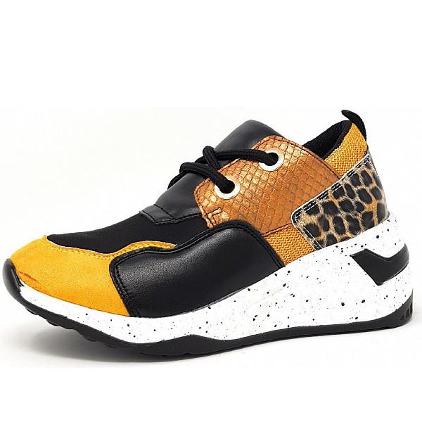 Monshoe Sneaker bronze