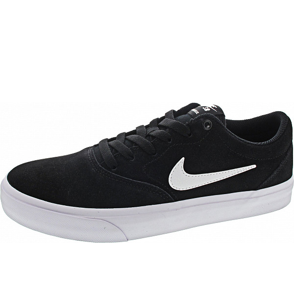 Nike SB Charge Suede Sneaker black-white