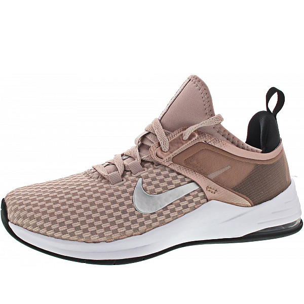 Nike Wmns Air Max Bella TR2 Sneaker stone mauve-met.silv.blk