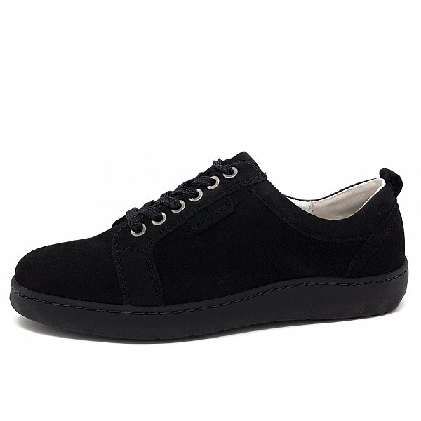 Waldläufer Herne Sneaker 001 black