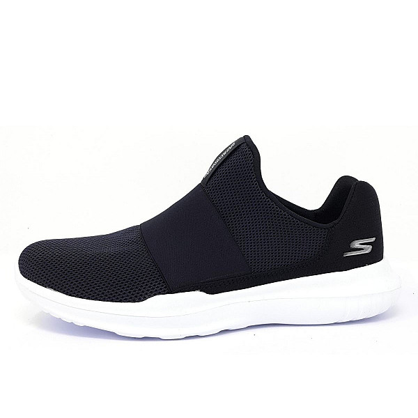Skechers Go-Run Mojo Slipper schwarz