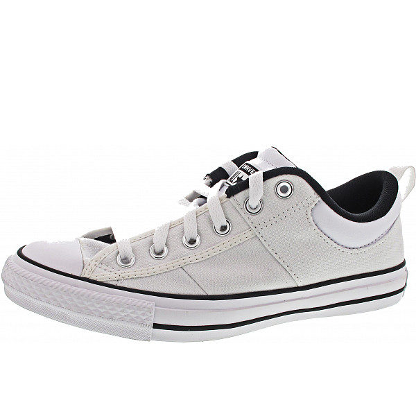 Converse Chuck Taylor All Star CS Sneaker white-white-black