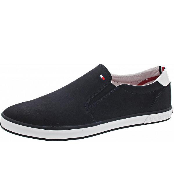 Tommy Hilfiger Iconic Slip On Sneaker Slipper midnight