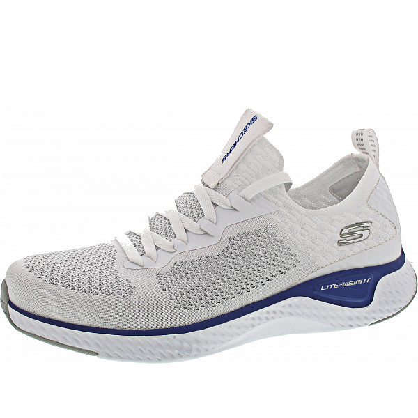 Skechers Solar Fuse Valedge Sneaker wbl