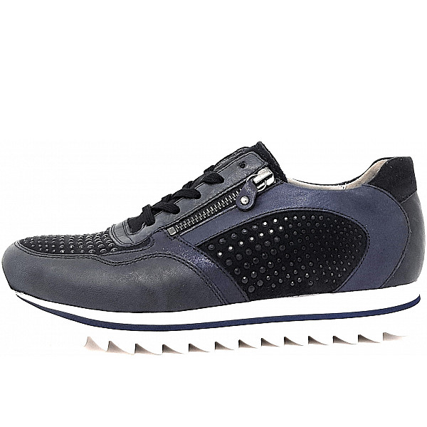 Gabor Da.-Schuh Schnürschuh blau
