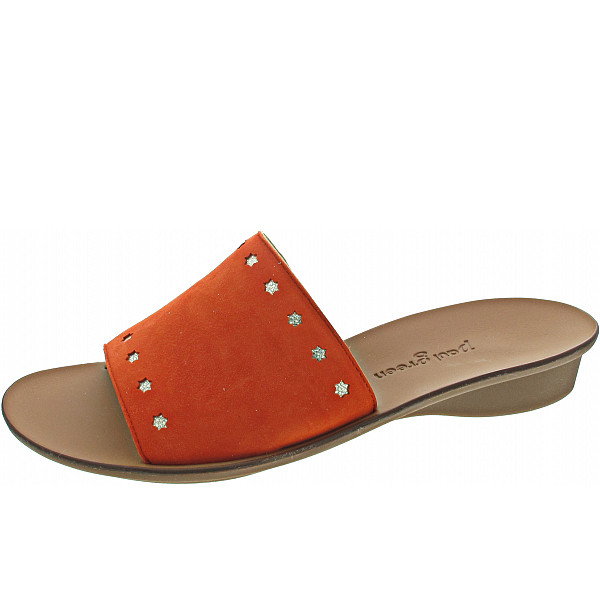 Paul Green Pantolette orange
