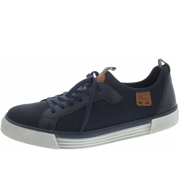 Camel Active Racket Sneaker in navy