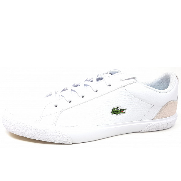 Lacoste Lerond Sneaker white