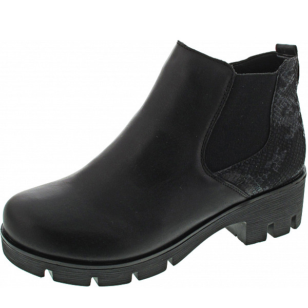 Remonte Chelsea-Boots schwarz