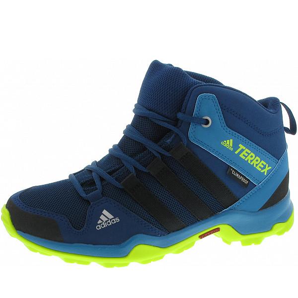 Adidas Terrex AX2R Mid Wanderschuh blue night
