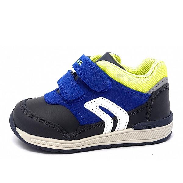 Geox Ki.- Schuh Klettschuh blau