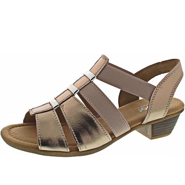 Gabor Comfort Kreta Sandalette rame