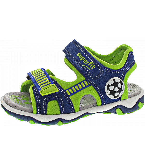Superfit MIKE 3 Sandale BLAU/GRÜN