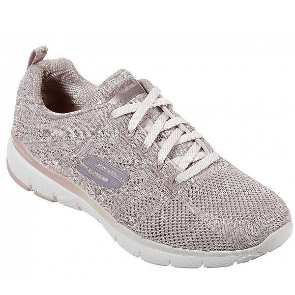 Skechers Sportschuh natural/ light pink