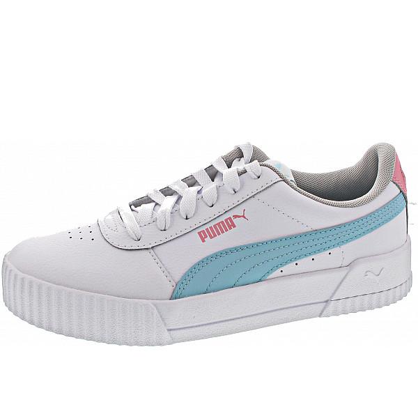 Puma Carina L Jr Sneaker puma white-gulf stream