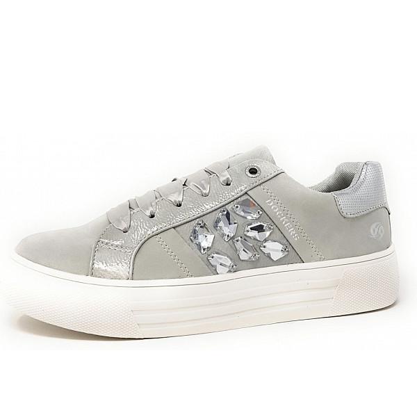 Dockers Sneaker 550 silver