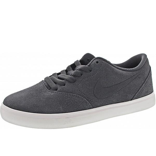 Nike SB Check Suede (GS) Sneaker dark grey