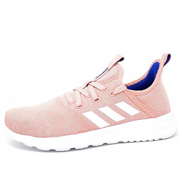 adidas Cloudfoam Pure sportlicher Schnürer pink spirit