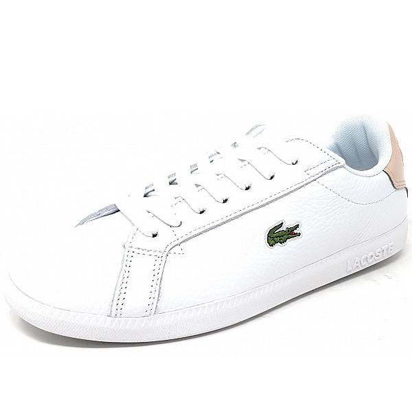 Lacoste Graduale Sneaker white nature rose