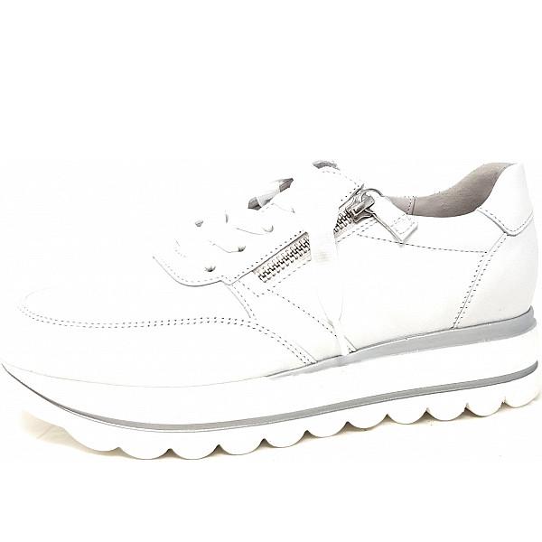 Neue Produkte am besten geliebt reduzierter Preis Gabor Sneaker in weiss