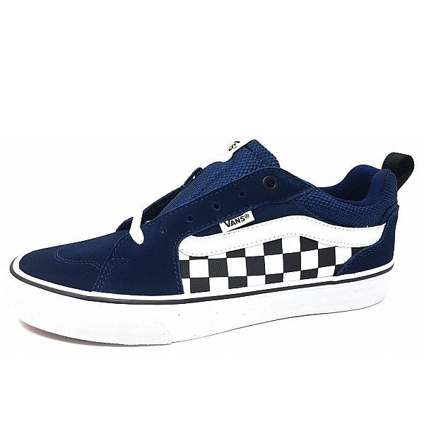 Vans Filmore Leinenschuh blue/ white