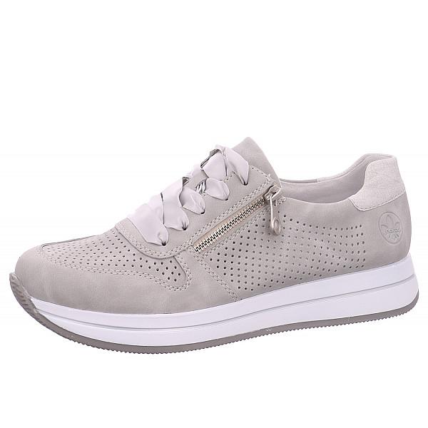 Rieker Damen Sneaker grau N4525 41