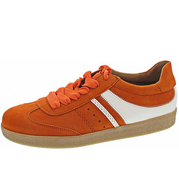 Gabor Sneaker orange/weiss