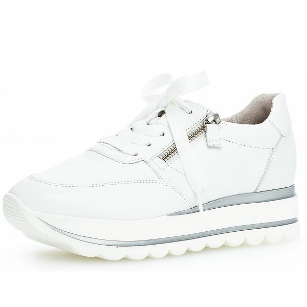 Gabor Sneaker weiss