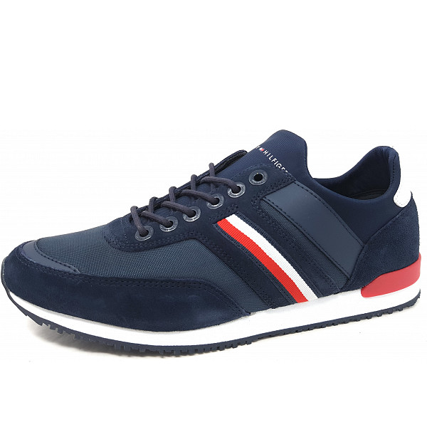 Tommy Hilfiger ICONIC Sockrunner Sneaker MIDNIGHT