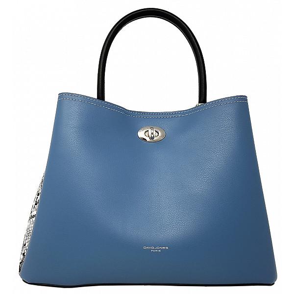 David Jones Tasche blau