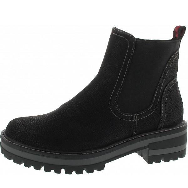 s.Oliver Chelsea-Boots BLACK