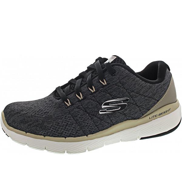 Skechers Flex Advantage 3.0 Stally Sneaker blk