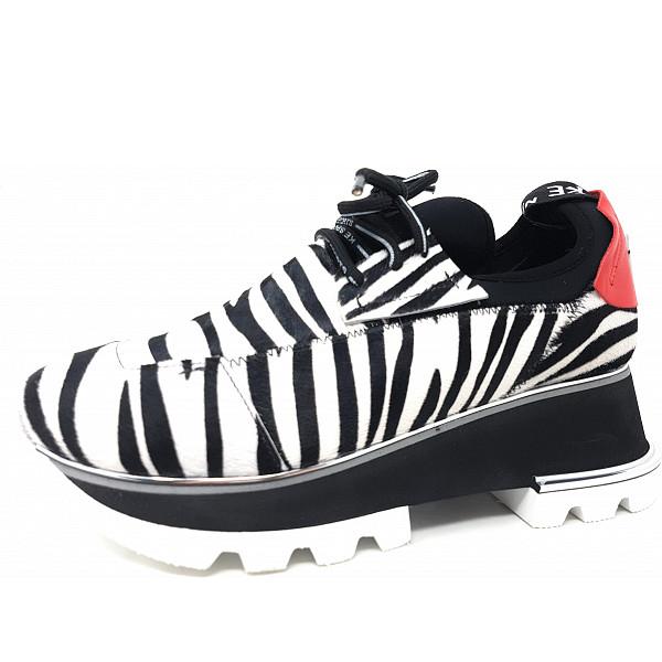 ILVI Lanna Sneaker zebra/black