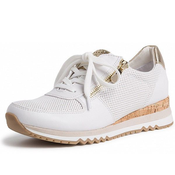 Marco Tozzi Sneaker white kombi
