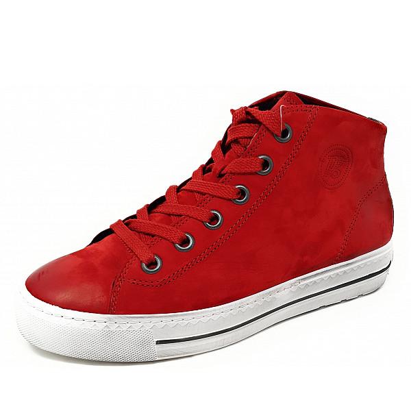 Paul Green Sneaker high red