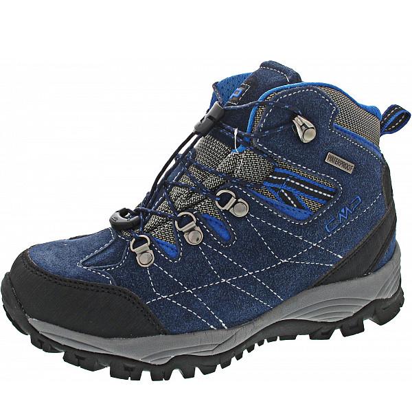 CMP Kids Arietis Trekking Wanderstiefel black blue