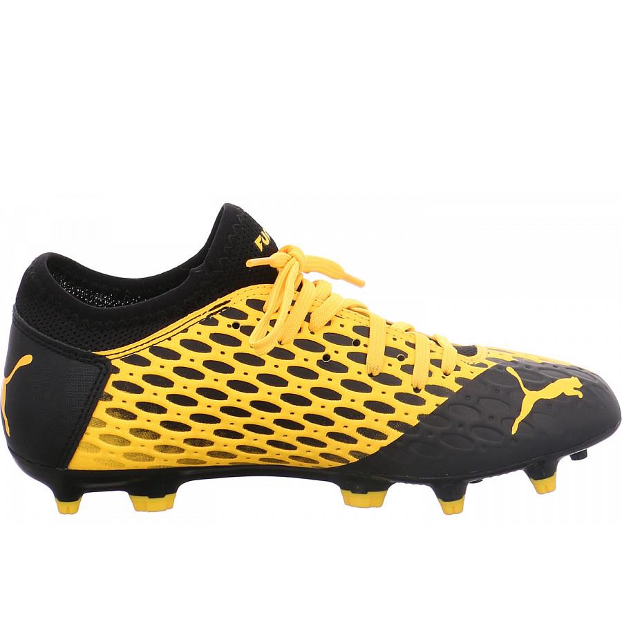 puma Future 5.4 FGAG Jr Fußballschuhe gelb 105810 |