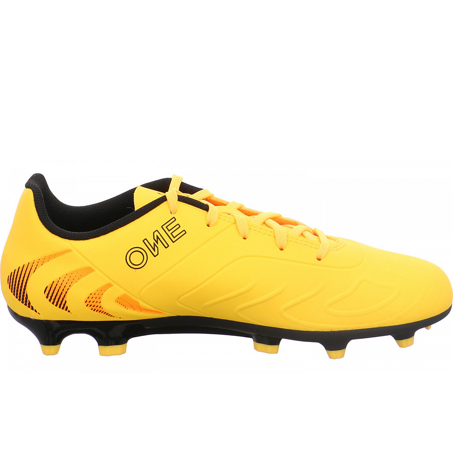 PUMA, Fußballschuhe FUTURE 5.4 FGAG Jr für Mädchen, gelb