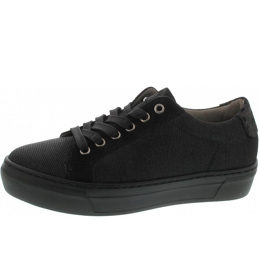 Gabor Sneaker in schwarz kombi